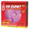 Dogit Go Slow Anti-Gulping Bowl, Pink, X-Small, From Hagen
