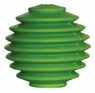 Dogit Groovy Rubber Ball Toy, Lime, From Hagen