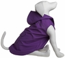 Dogit Hooded Slicker, Purple, Large, From Hagen