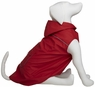 Dogit Hooded Slicker, Red, Large, From Hagen