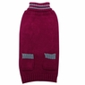 Dogit Knit Sweater, Purple, Medium , From Hagen