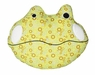 Dogit Luvz Dog Toy, Frog Face, From Hagen