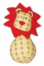 Dogit Luvz Dog Toy, Lion Stacker, From Hagen
