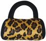 Dogit Luvz Dog Toys, Spotted Leopard Bag, From Hagen