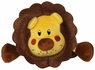 Dogit Luvz Plush Bouncy Toy, Lion Small, From Hagen