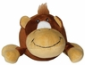 Dogit Luvz Plush Bouncy Toy, Orangutan Small, From Hagen