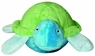 Dogit Luvz Plush Bouncy Toy, Turtle Large, From Hagen