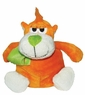 Dogit Luvz Plush Toy, Bear Small, From Hagen