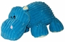 Dogit Luvz Plush Toy, Blue Hippo, From Hagen