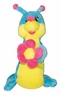 Dogit Luvz Plush Toy, Catepillar Blue Small, From Hagen