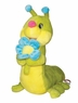 Dogit Luvz Plush Toy, Catepillar Green Small, From Hagen