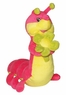 Dogit Luvz Plush Toy, Catepillar Pink Large, From Hagen