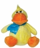Dogit Luvz Plush Toy, Duck Small, From Hagen