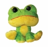Dogit Luvz Plush Toy, Frog Large, From Hagen