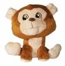 Dogit Luvz Plush Toy, Monkey Large, From Hagen