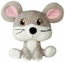 Dogit Luvz Plush Toy, Mouse Large, From Hagen