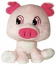 Dogit Luvz Plush Toy, Pig Large, From Hagen