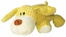 Dogit Luvz Plush Toy, Yellow Dog, From Hagen