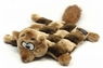 Plush Puppies Squeaker Mat Squirrel Small
