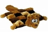 Plush Puppies Squeaker Mat Squirrel Large