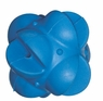 Dogit Multi-Star Rubber Ball Toy, Blue, From Hagen