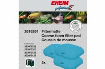 EHEIM Coarse Filter pads for Pro II 2026-28