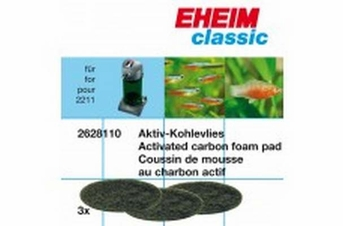 EHEIM Carbon Filter pad for the Classic 2211
