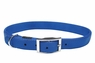 "Dogit Nylon Collar with Buckle - Single Ply 3/8""x 10"" blue, From Hagen"