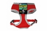 Four Paws Reflective Safety Comfort Harness Small Red