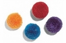 Ethical Products Spot Wool Pom Poms With Catnip 4pk