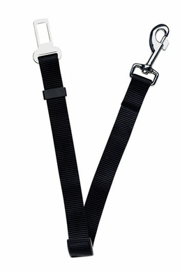 "Dogit Nylon Safe-T-Belt  1"" x 22-34"", From Hagen"