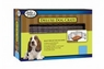 Four Paws Double Door Deluxe Crate- Divider Panel Included 48 x 30 x 33