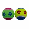 Dogit Paw Prints Tennis Balls, From Hagen