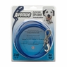 Dogit Pet Tether Tie-Out Cable, Medium 10' Blue, From Hagen