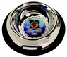 Dogit Stainless Steel Non-Spill Dog Dish, 24 oz, From Hagen