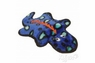 Plush Puppies Invincible Gecko 2 Squeak Blue