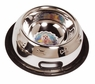 Dogit Stainless Steel Non-Spill Dog Dish, 32 oz, From Hagen