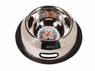 Dogit Stainless Steel Non-Spill Spaniel Dog Dish, 32 oz, From Hagen