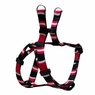 "Dogit Style Adjustable Harness, Body 14-20"", Small, Cobra, Pink, From Hagen"