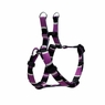 "Dogit Style Adjustable Harness, Body 14-20"", Small, Cobra, Purple, From Hagen"