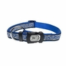 "Dogit Style Adjustable Nylon Collar with plastic snap & ID plate- Inked, Blue on Blue nylon, X-Large 1""x 18""-26"" , From Hagen"