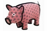 VIP Tuffy Barn Yard Series-Pig-Pink Flower Print