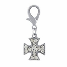 Dogit Style Charm, Cross-White, From Hagen