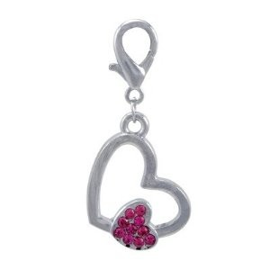 Dogit Style Charm, Heart-Pink, From Hagen