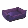 Dogit Style Cuddle Bed, Purple Glam X-Small, From Hagen