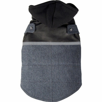 Dogit Style Denim Vest, Small, From Hagen