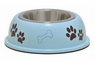 Loving Pet Dolce Dish Murano Blue 1pt