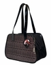 Dogit Style Faux Leather Tote, Ibiza Brown, From Hagen