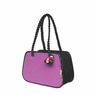 Dogit Style Faux Suede Tote, Purple, From Hagen