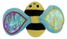 Dogit Style Flopper Toy - Bumble Bee, From Hagen